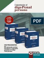 Comentarios Al Codigo Penal Peruano