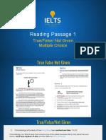 Reading Passage 1pdf Chronobiology