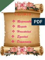 VALORES 2