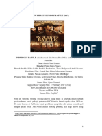 Review Film in Dubious Battle