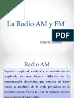 amplitud y frecuencia modulada