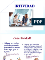 ASERTIVIDAD PPT