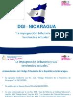 Impugnaciones Tributarias Nicaragua