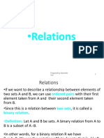 relation ppt