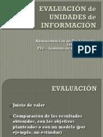 Evaluación de UI