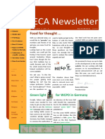 eca newsletter autumn 2019