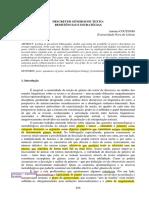 Antónia Coutinho - Descrever Géneros de Texto