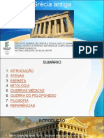 Grécia Antiga (Gregório) Infor