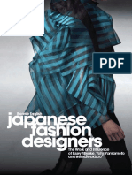Bonnie English - Japanese Fashion Designers_ the Work and Influence of Issey Miyake, Yohji Yamamoto and Rei Kawakubo-Bloomsbury Academic (2011)