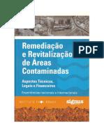 Revitalização de Áreas Contaminadas - PDF