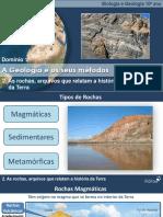 resumos geologia