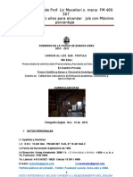 CV Completo Macellari 1978 2010institucionales