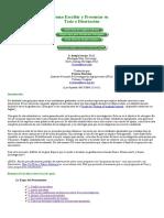 Cómo Escribir y Presentar Su Tesis o Disertacion