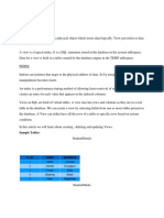U3-SQL View