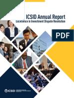 ICSID Annual Report