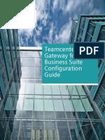 Teamcenter Gateway for SAP-Configuration Guide