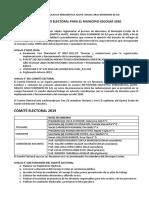 Reglamento Elecciones 2020 AMGS