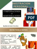 Clase III Remuneraciones