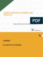 PROCESO METODOLOGICO EN ECONOMIA