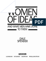 Dale Spender - Women of Ideas_ and What Men Have Done to Them-Pandora Press (1982)