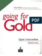 Going for Gold Teacher Book