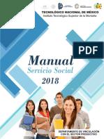 Manual Servicio Social Plan 2015