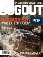American Survival Guide Bugout Winter 2018