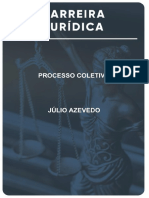 Processo Coletivo - Prof. Julio Azevedo