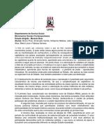 Estudo Dirigido - Marcelo Braz