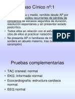 Sincopes cardiogénicos