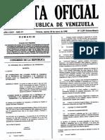Gaceta Extraordinaria 5.207