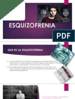 Diapositivas de Esquizofrenia