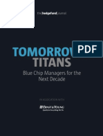 Thfj Tomorrow s Titans Survey