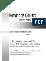 Metodologia-Carlos Fernando Jung