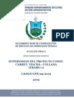 DBC Sup Viacha Collana