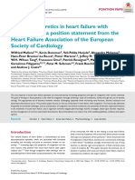 Tratament diuretic in insuficienta cardiaca