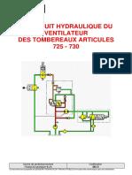 384 S HY. Ventilateur725 730