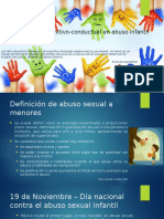 Tratamiento de niños con abuso sexual