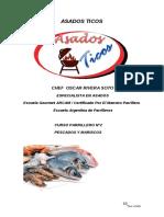 Manual Curso MARISCOS Y Pescados.