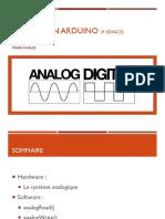 Formation Arduino 9 - analogique