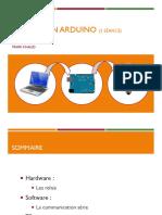 Formation Arduino 5 - La communication série