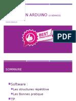 Formation Arduino 4 - Les Bonnes pratique