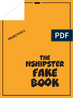 The NSHipster Fakebook