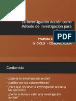 Investigacion Accion II