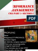 Performance Management 1