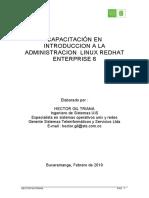 Capacitacion Redhat Enterprise Linux 6-4 y Bases de Administracion