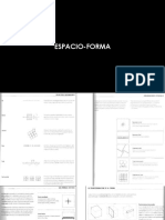 Estudio de espacio-forma