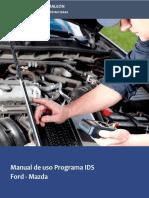 Manual IDS mazda-ford