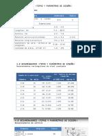parámetros de diseño de desarenadores