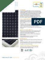 Anexo 6. Panel Solar - Yingli
